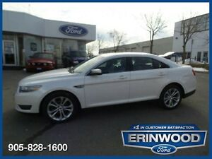 2013 Ford Taurus SEL6CYL/LTHR/PROOF/REV CAM/REV SENS/ALLOYS