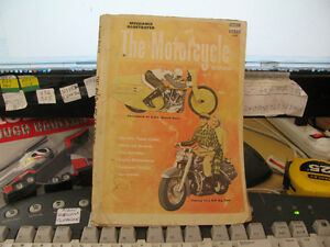 Motorcycle Book Mechanics Illustrated Fawectt Book No 123..1951
