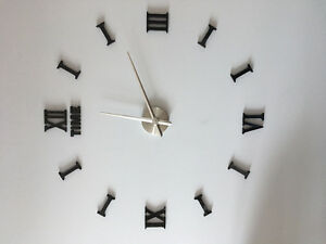 large wall clock's