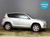 2011 TOYOTA RAV 4 2.2 D 4D XT R 5dr 2WD SUV 5 Seats