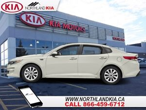 2016 Kia Optima LX TURBO - Just $72/week  - Low Mileage