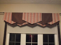 Double side  curtains