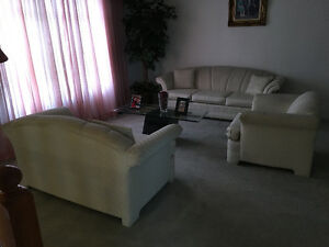 Couches 3 pc set