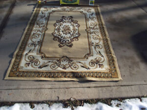 ATTRACTIVE PATTERNED AREA RUG/CARPET
