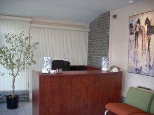 Local à louer (bureau pour professionnel) à Marieville