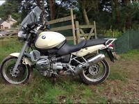 BMW R850R CLASSIC