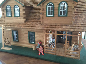 One of a kind Doll House