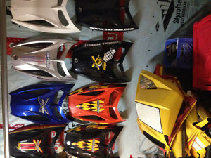 Revs sleds being parted out 2003-07 call 709-597-5150 lots parts St. John's Newfoundland image 9