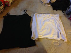 Selling clothes lithe shirt hockey equipment and ceiling fans. Stratford Kitchener Area image 1