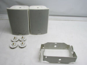 Boston Acoustics Runabout II Speakers with Mounts