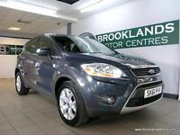 Ford Kuga 2.0 TDCI ZETEC 140 [7X FORD SERVICES]