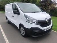 2015 15 RENAULT TRAFIC BUSINESS SL27 1.6DCI 115BHP ANY UK DELIVERY