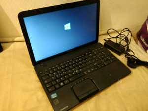 Toshtibia Pro laptop - $225 if gone by 3PM