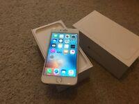 Apple iPhone 6 sliver 16GB (EE,Virgin,Orange)