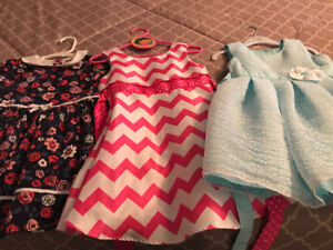 Toddler girl's spring dresses
