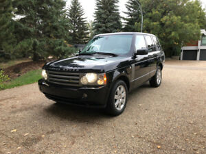 2008 Range Rover HSE | Low Km's | Perfect Winter SUV