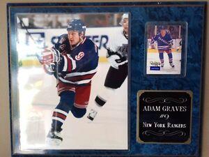 ADAM GRAVES Hockey Memorbilia Windsor Region Ontario image 2
