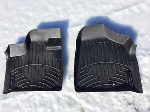 Dodge Grand Caravan Weathertech Floor Mats