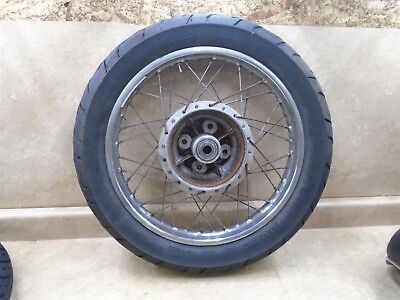 5GSA 4T Wheel Bearing Rear R//H for 2002 Yamaha WR 400 FP