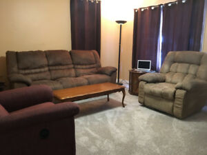 FULLY FURNISHED 5 BEDROOM DOWN TOWN HOUSE FOR RENT