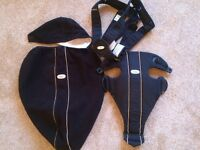 Baby Bjorn original baby carrier & cover