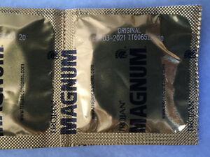 Condoms - Magnums by Trojan London Ontario image 2