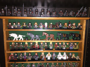 Lego Lord of the Rings and hobbit minifigures TRADE or SELL