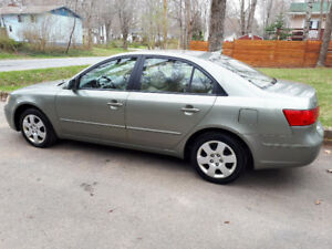 Hyundai Sonata GL 2010 with only 125 000km! Superb Condition!
