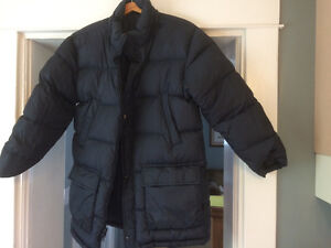 Down filled reversible winter coat Belleville Belleville Area image 2