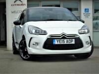 2015 CITROEN DS3 1.6 BlueHDi DSport 3dr