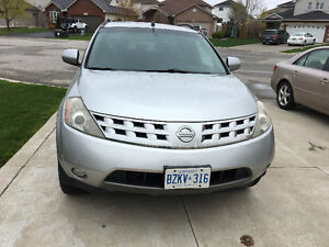 2004 Nissan Murano Leather SUV, Crossover