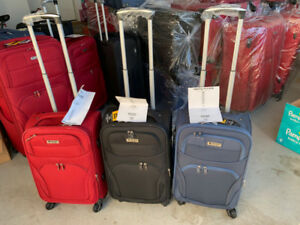 50 pcs brand new spinner carry on bundle sale