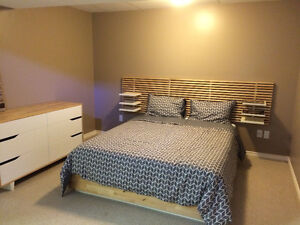 Fully Furnished Basement-Utilities included, Available May 25th