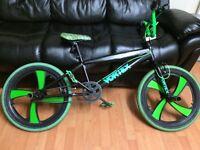 Rare bmx bike