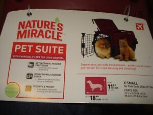 Natures Miracle - Pet  Carrier