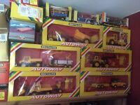 Wanted Britains Farm Toys,Britains Autoways boxed or unboxed