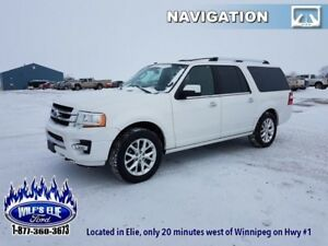 2016 Ford Expedition Max Limited  - $282.41 B/W