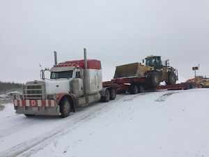 Low Bed Heavy Haul Services Edmonton Edmonton Area image 2