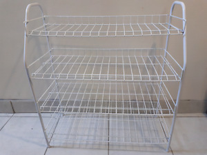 4 tier simple shoe rack