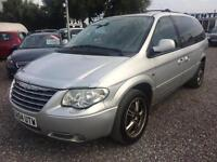 2004 CHRYSLER GRAND VOYAGER 2.8 CRD Limited XS DIESEL 7 SEATER AUTOMATIC