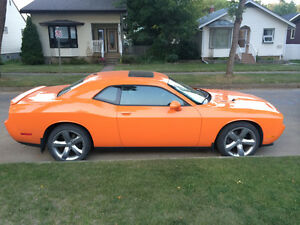 2012 Dodge Challenger RT Coupe