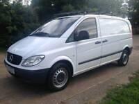 Breaking Mercedes Benz Vito W639 - 109 111 115 CDI 2003-2010 Diesel