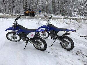 2015 Yamaha ttr 125's