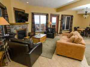 Kimberley Ski-in/ski-out beautiful mountainside condo
