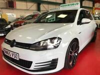 2015 Volkswagen Golf 2.0 TDI BlueMotion Tech GTD 5dr