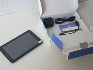 """Hipstreet 7"""" Windows 10 Quad Core Tablet with HDMI output"""
