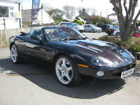 2003/03 Jaguar XKR 4.2 Supercharged 2dr Convertible in Superb Condition.