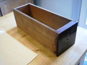 Antique Sewing Machine Cabinet Drawer