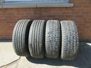 4-265/70R17 ALL SEASON TIRES CAN SELL IN PAIRS