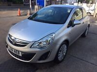 Vauxhall Corsa 1.2 low milage new shape